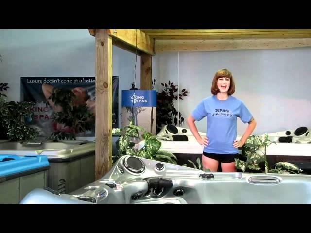 Houston Texas - Montrose Spa Dealer