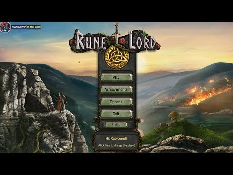 [Sample] Rune Lord (2018, PC)[READY - 12 Parts]  