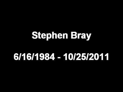 A Farewell to Stephen Bray (Anti-Social_Fatman)