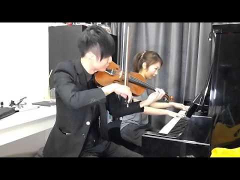 來自星星的你 My Destiny Violin And Piano