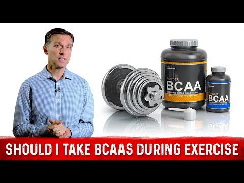 Taking Branched Chain Amino Acids (BCAA) while Exercising on the Keto & Intermittent Fasting Plan
