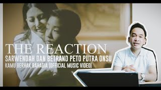 MOP SPECIAL : REACTION VIDEO 'Kamu Berhak Bahagia'