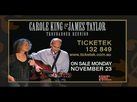 Carole King & James Taylor | Troubadour Reunion