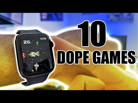 10 Awesome  Apple Watch Games Apps Of 2019, Part 5