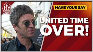It's OVER for Man Utd! Noel Gallagher, Big Shaq, Dwight Yorke talk Manchester United at FIFA Awards