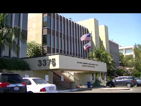 San Diego Community College District Headquarters, June 2015