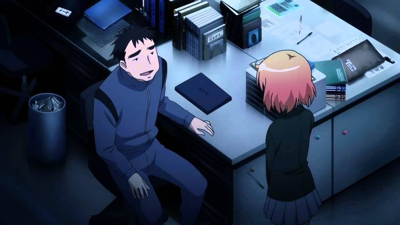 Kotoura-San | Anime Audiolog