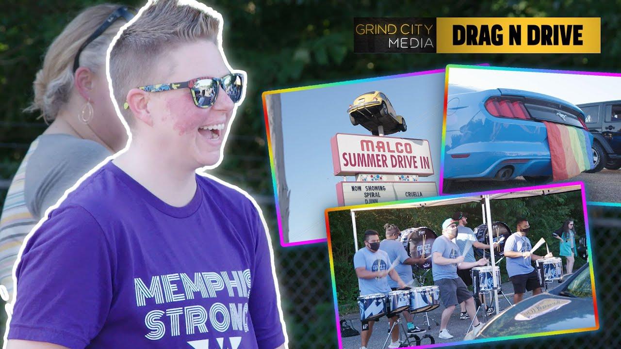 Mid-South Pride 'Drag N Drive' Recap!