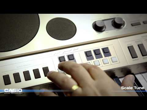 Casio AT3/5 Oriental Keyboard