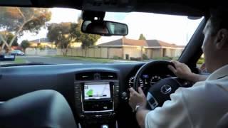 Lexus IS 250 F Sport 2010 Videos