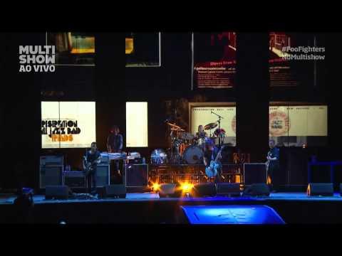 Foo Fighters - In The Clear - Rio de Janeiro Maracanã 1080p