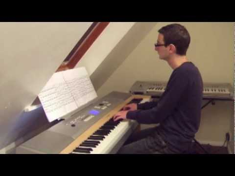 Brian Crain - Dream of Flying (Piano Cover)