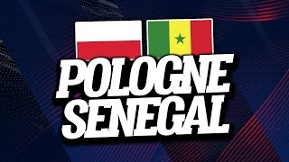 🔴 DIRECT / LIVE : POLOGNE - SENEGAL // Club House