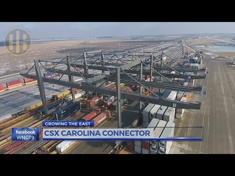 CSX facility to bring jobs, growth to eastern North Carolina