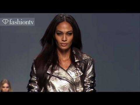 Joan Smalls + Julia Nobis: Top Models at Fashion Week Fall/Winter 2012-13 | FashionTV