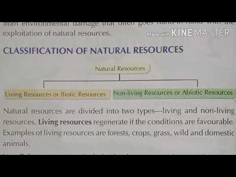 """""""Natural resources"""" , L-2 , Class - 5th..."""
