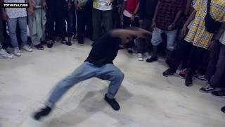 Solo Breaking Finals at Chance Vol 4 | Winner BeCrazy UDK