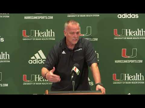 Mark Richt | NSD Press Conference | 2.7.2018