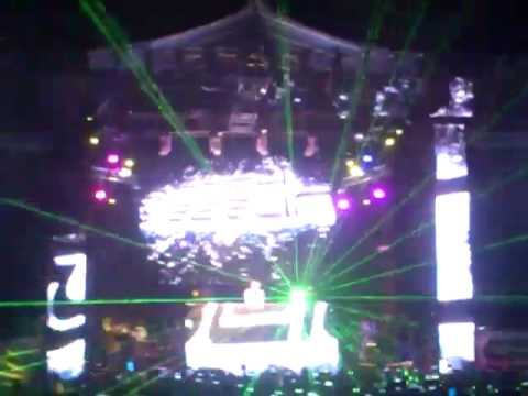 Dash Berlin Six Flags 2012
