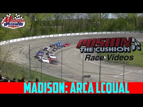 5/7/2017 Madison International Speedway: Arca LCQ