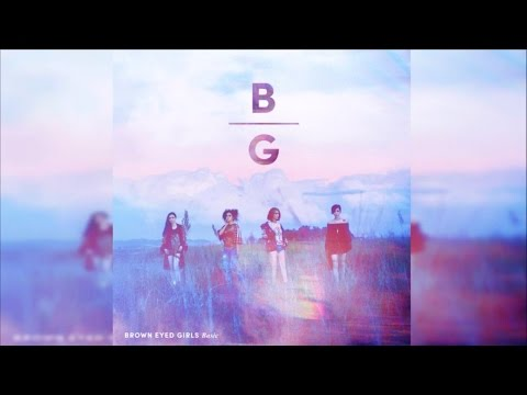 [FULL ALBUM] 151105 Brown Eyed Girls (브라운아이드걸스) - 6th Album 'BASIC'