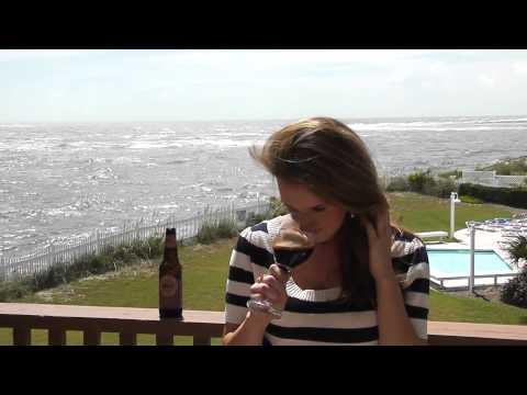 Beer- Dogfish Head Palo Santo Marron - Madison Smith
