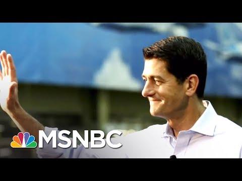 House Speaker Paul Ryan Discusses President Donald Trump's Feuds With GOP | Morning Joe | MSNBC