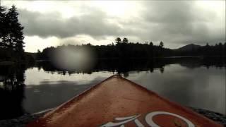 kayaking nicks lake Old Forge NY