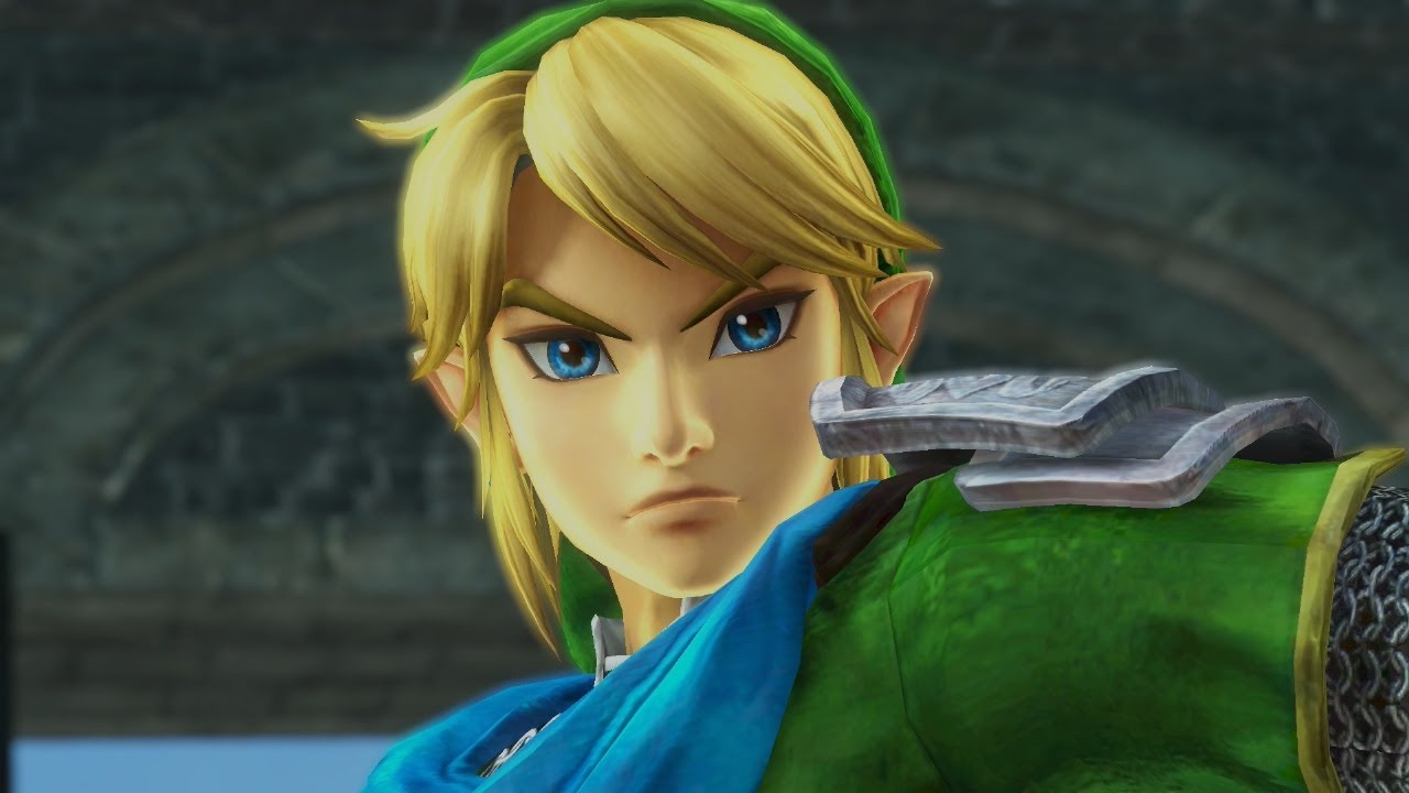 Hyrule Warriors Definitive Edition Link Gameplay Master Sword Youtube