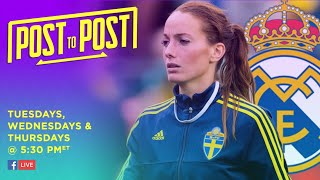 Post to Post - Real Madrid Make Asllani First Women's Team Signing