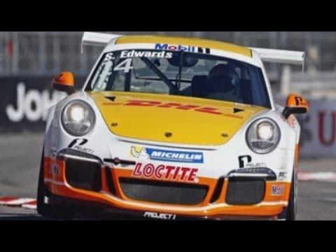 British Racing Driver Sean Edwards Dies In Australia Track Crash
