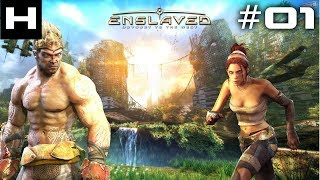 Enslaved Odyssey To The West Walkthrough Part 01 [PC]
