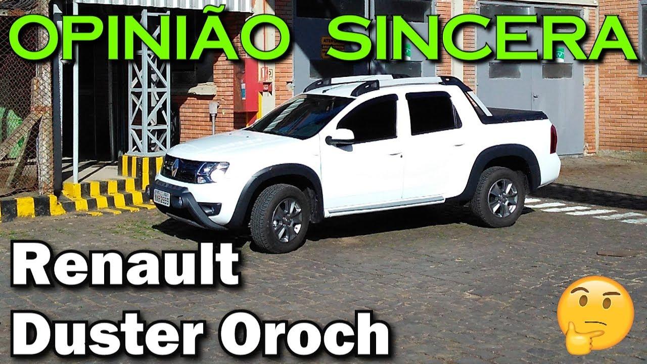 Renault Duster Oroch Dynamique 1 6 16v