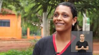 Jornal Acontece - Dia da Mulher Rural - LIBRAS