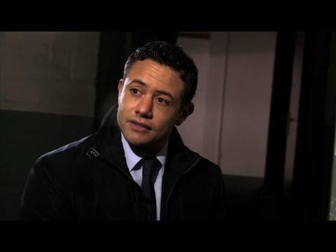 Warren Brown talks DCI Justin Ripley - Luther - Series 3 - BBC One