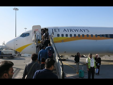 [Flight Report] JET AIRWAYS | Abu Dhabi ✈ Mumbai | Boeing 73