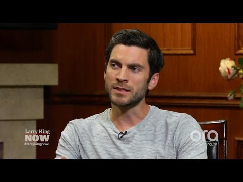 Wes Bentley Perfectly Blasts 'AntiLGBT' Law, Confederate Flag VIDEO  Larry King Now  Ora.TV