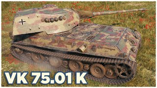 VK 75.01 (K) • FIRST LOOK • FIRST REPLAY