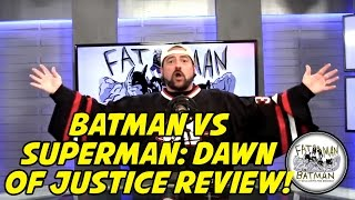 BATMAN VS SUPERMAN: DAWN OF JUSTICE REVIEW!