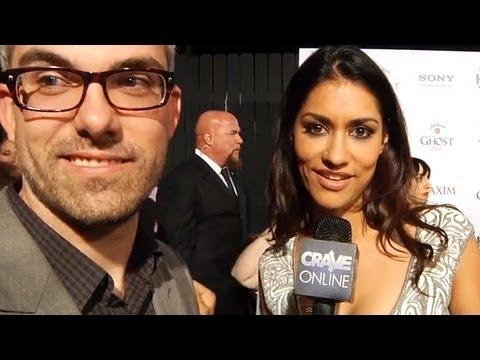 Janina Gavankar Talks Gaming, Crushes & More Maxim Hot 100