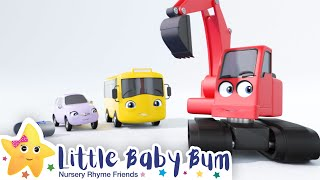 Shapes Song + More Nursery Rhymes & Kids Songs - Little Baby Bum