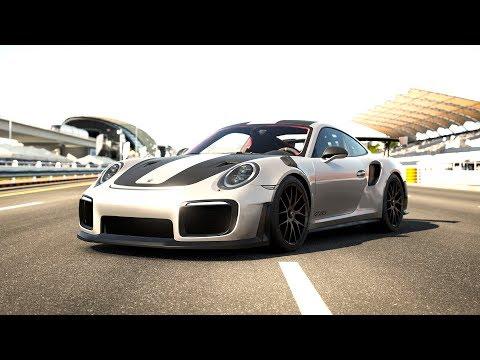NOVO FORZA MOTORSPORT 7! Porsche 911 GT2 RS 2018 (G27 mod)
