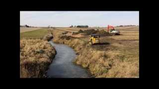 Lanehaven Farms, Inc. - Construction of a Denitrifying Bioreactor