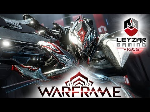 Warframe (Gameplay) - Eidolon Hunt w/ Chroma & Vectis Prime + Velocitus + Rubico Prime (Comparison)