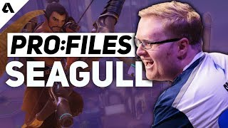 "PROfiles: Brandon ""Seagull"" Larned 