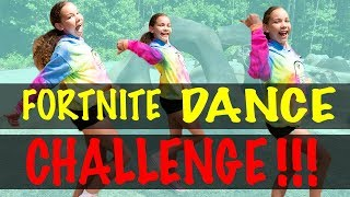 guess the fortnite dance challenge in real life