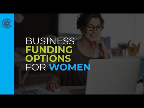Business Funding Options For Women