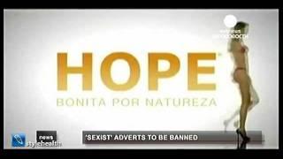 Реклама женского белья HOPE