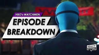 WATCHMEN: Episode 8 Breakdown & Ending Explained | Post Credit Scene Theories + Full Spoiler Review