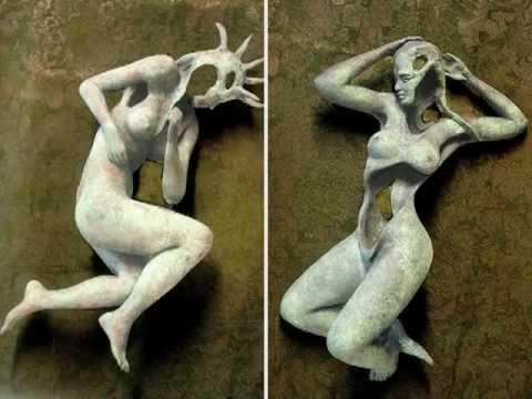 Raul Borsten - sculptures